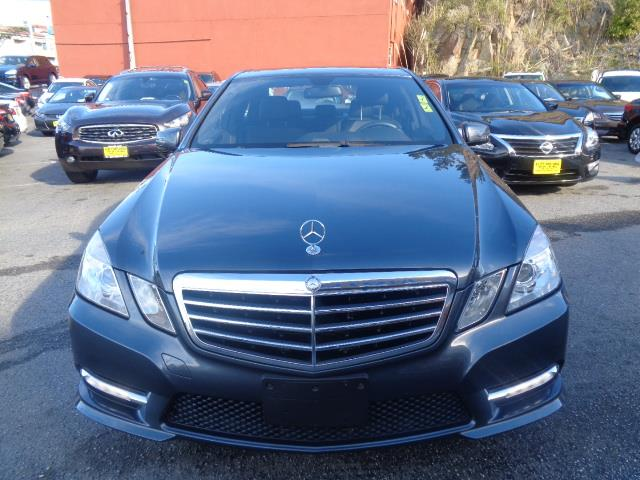 2012 MERCEDES-BENZ E-CLASS E350 LUXURY 4DR SEDAN gray navigationback up camera moon roof clean