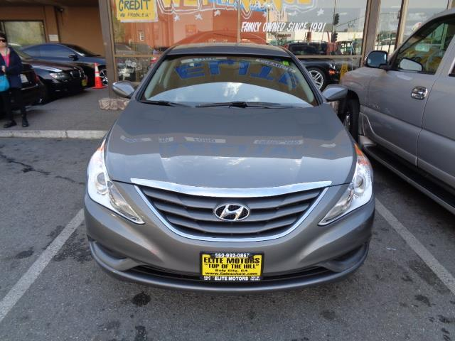 2013 HYUNDAI SONATA GLS graphite grey 41012 miles VIN 5NPEB4AC8DH760766