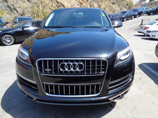 2010 AUDI Q7 36 QUATTRO PREMIUM PLUS AWD 4DR black granite leather navigation panorama roof ba