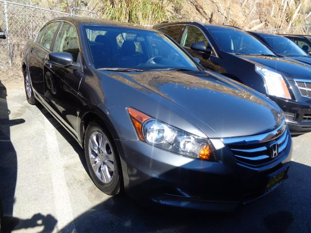 2012 HONDA ACCORD SE 4DR SEDAN polished metal metallic bumper color - body-colordoor handle colo