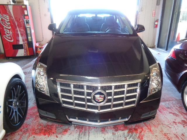 2012 CADILLAC CTS 30L AWD 4DR SEDAN black diamond tricoat rare black diamond tricoat metallic pai