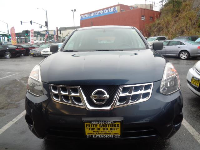 2013 NISSAN ROGUE air conditioning awd awd 55803 miles VIN JN8AS5MV1DW607596