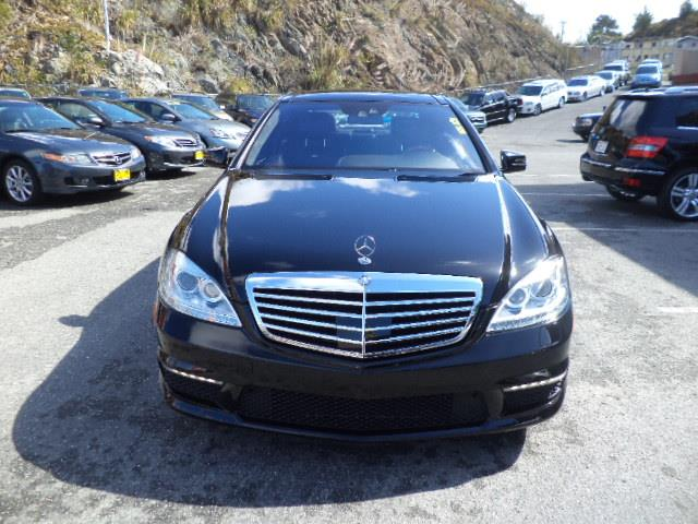 2012 MERCEDES-BENZ S-CLASS S63 AMG 4DR SEDAN black buy smart original msrp 144k factory warrant