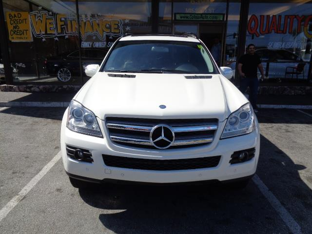 2009 MERCEDES-BENZ GL-CLASS GL450 AWD 4MATIC 4DR SUV arctic white air filtration - active charcoa