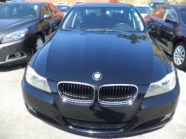 2009 BMW 3 SERIES 328I 4DR SEDAN SA SULEV jet black rare 6-speed sun roof black beauty exhaust t