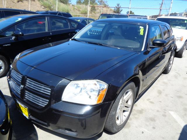 2005 DODGE MAGNUM RT 4DR WAGON black front air conditioningfront air conditioning - automatic cl