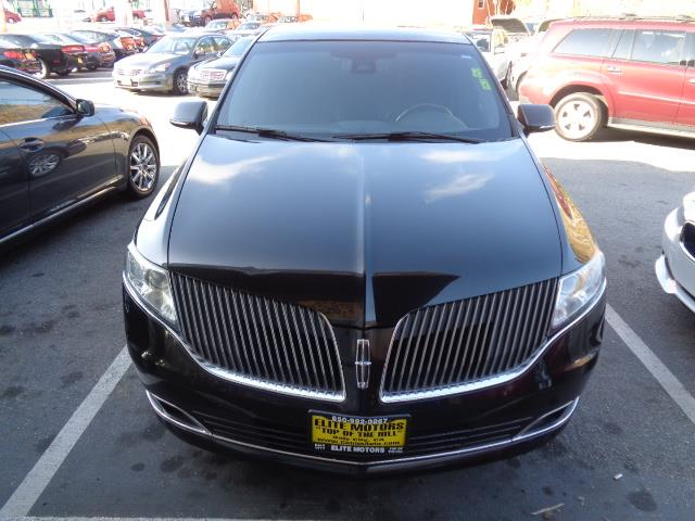 2013 LINCOLN MKT TOWN CAR LIVERY FLEET AWD 4DR CROSSOVER black navigation backup camera navigati