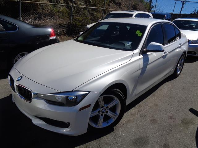 2013 BMW 3 SERIES 328I 4DR SEDAN mineral white metallic navigation navigation 21261 miles VIN