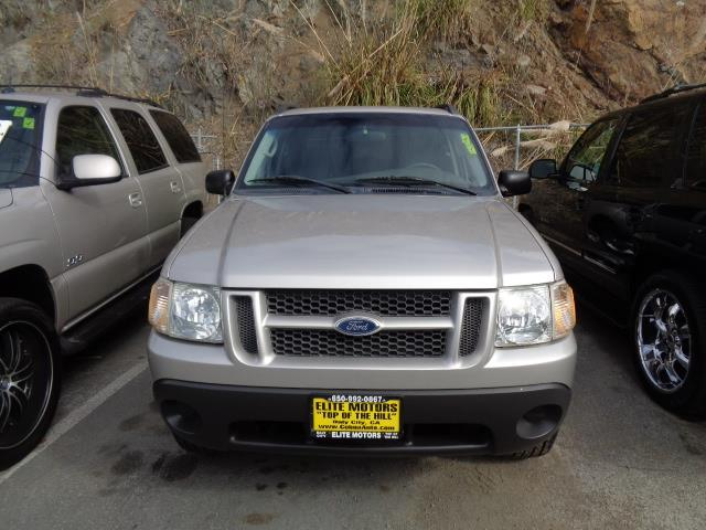 2005 FORD EXPLORER SPORT TRAC XLT SPORT UTILITY silver nice 4 wheel drive explorer sport trac 11