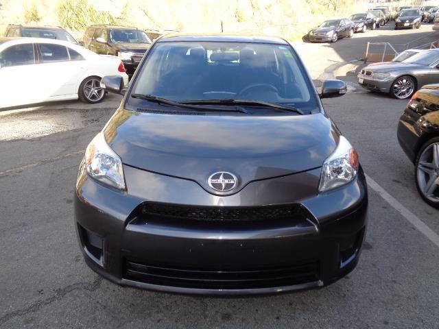 2012 SCION XD HATCHBACK black 59111 miles VIN JTKKU4B4XC1027279