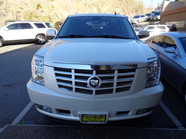 2007 CADILLAC ESCALADE ESV BASE AWD 4DR SUV white diamond metallic 24 inch wheels 3rd row seat d