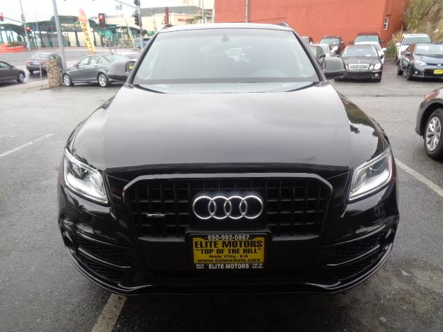 2014 audi q5 awd 3 0t quattro premium plus 4dr suv in daly city ca. Cars Review. Best American Auto & Cars Review