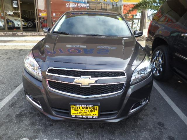 2013 CHEVROLET MALIBU LT 4DR SEDAN W2LT black granite metallic bluetooth 2234 mpg leather 369