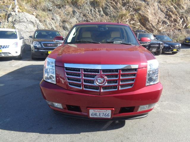 2008 CADILLAC ESCALADE BASE AWD 4DR SUV burgundy very rare color combination loaded with navigat