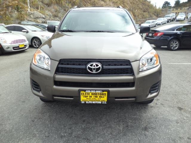 2011 TOYOTA RAV4 BASE 4DR SUV magnetic gray metallic low milesleathernavigation like new leathe