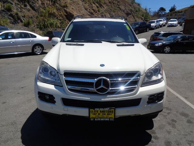 2008 Mercedes Benz Gl Class Gl450 Awd 4matic 4dr Suv In