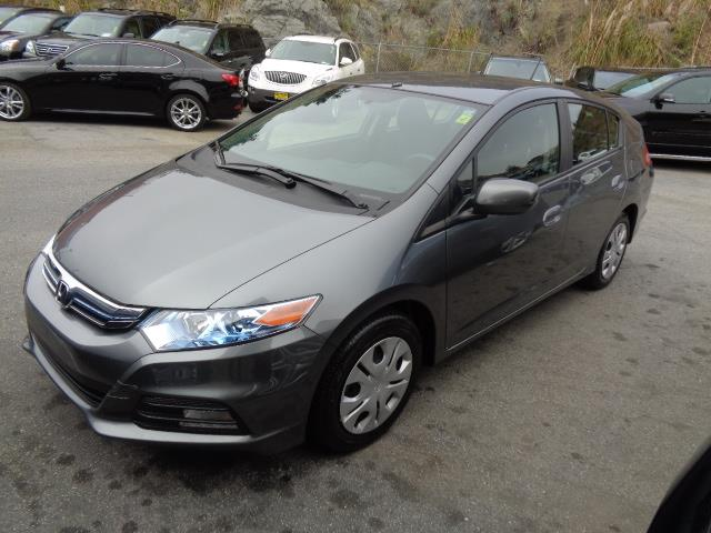 2012 HONDA INSIGHT LX 4DR HATCHBACK polished metal metallic bumper color - body-colordoor handle