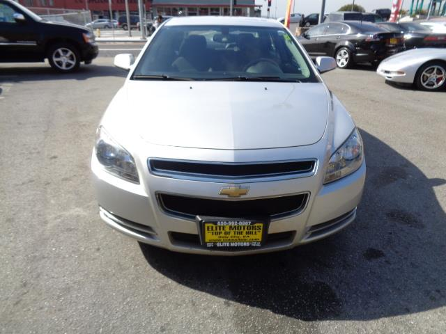2012 CHEVROLET MALIBU LT 4DR SEDAN W1LT ice silver body side moldings - body-colorbumper color