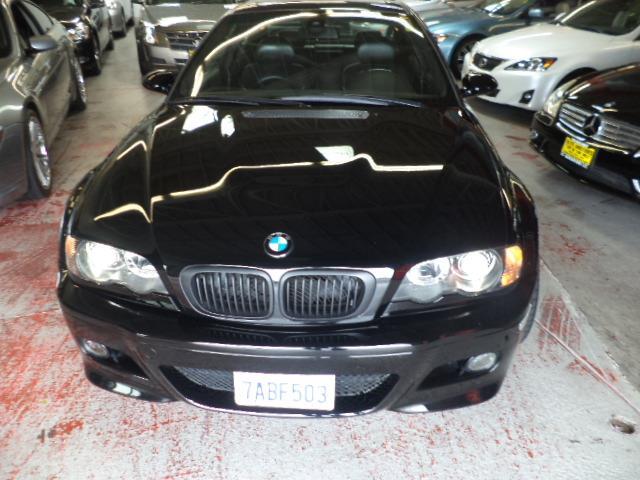 2003 BMW M3 BASE 2DR COUPE black black beauty  smg leather 132248 miles VIN WBSBL93453JR20152