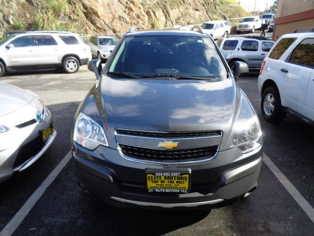 2013 CHEVROLET CAPTIVA SPORT LS 4DR SUV W 2LS graphite grey black granite metallic paintcrystal
