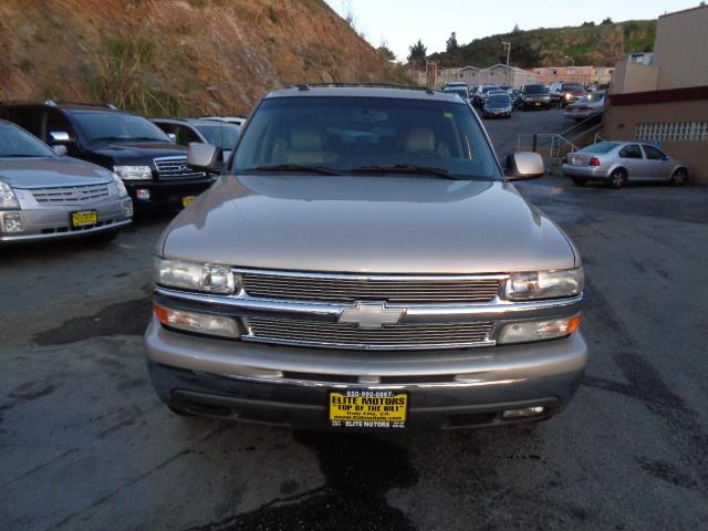 2004 CHEVROLET TAHOE LS 4DR SUV silver birch metall running boardsfront air conditioningfront ai
