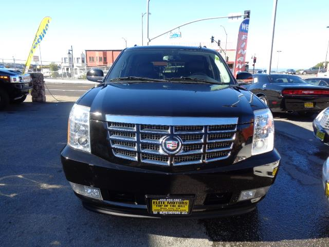 2011 CADILLAC ESCALADE ESV PREMIUM AWD 4DR SUV black raven navigation heated and cooled seats 3r
