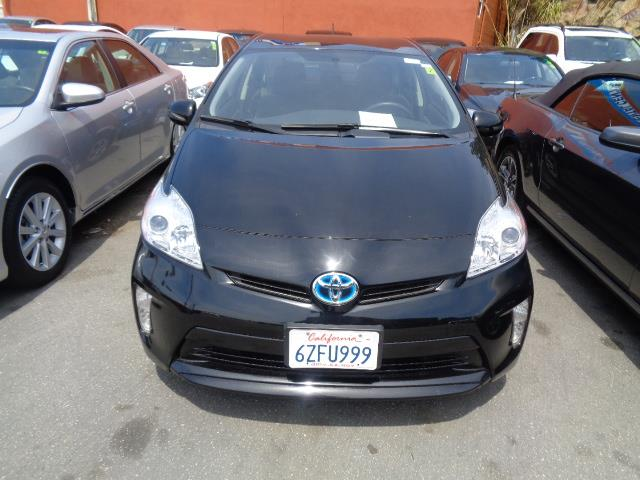2013 TOYOTA PRIUS TWO 4DR HATCHBACK black door handle color - body-colorfront bumper color - bod