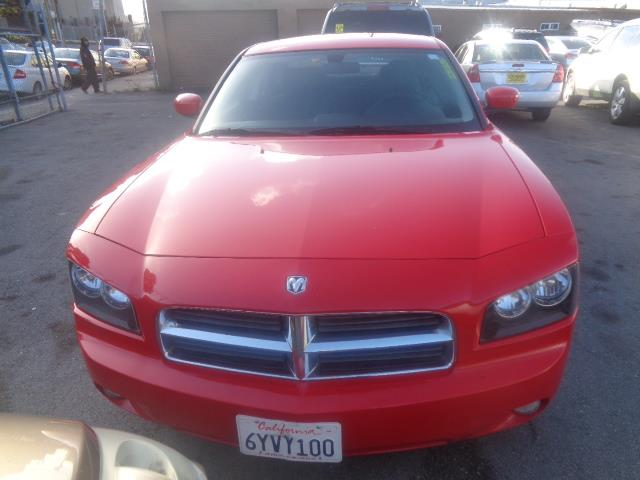 2010 DODGE CHARGER SXT 4DR SEDAN red child safety door locks power door locks vehicle anti-thef