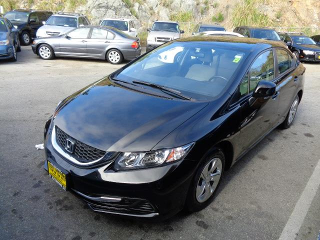 2013 HONDA CIVIC LX 4DR SEDAN 5A black bumper color - body-colordoor handle color - body-colorm