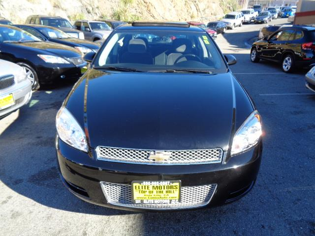 2013 CHEVROLET IMPALA LT FLEET 4DR SEDAN black body side moldings - body-colorcrystal red tintco