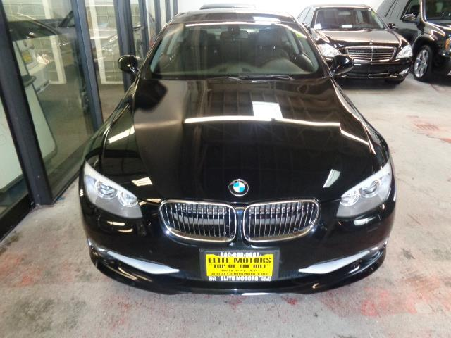 2012 BMW 3 SERIES 328I COUPE jet black navigation 35492 miles VIN WBAKE5C55CJ106129