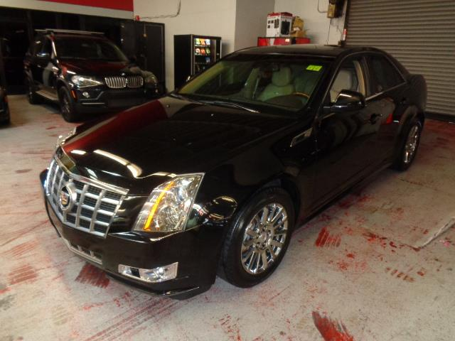 2012 CADILLAC CTS 30L LUXURY AWD 4DR SEDAN black heated seats panoramic roof black diamond trico