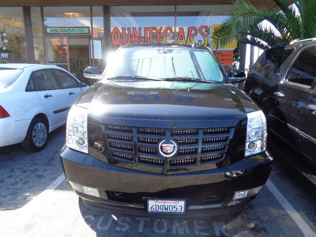 2008 CADILLAC ESCALADE BASE AWD 4DR SUV black raven running boards - stepbody side moldings - bo
