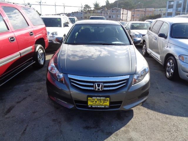 2012 HONDA ACCORD LX 4DR SEDAN 5A graphite grey bumper color - body-colordoor handle color - body