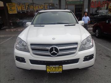2007 Mercedes-Benz GL-Class