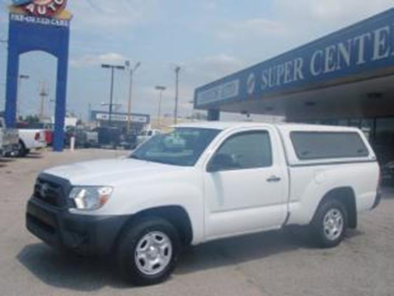 Used toyota tacoma for sale in arizona for T and d motors bethany ok