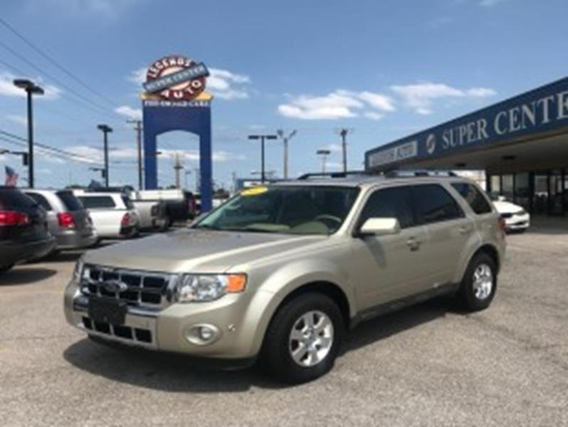 Legends Auto Sales Used Cars Bethany Ok Dealer