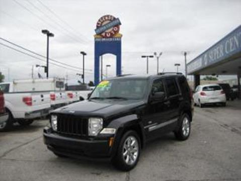 2012 Jeep Liberty for sale in Bethany, OK