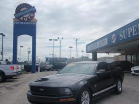 2009 Ford Mustang for sale in Bethany, OK