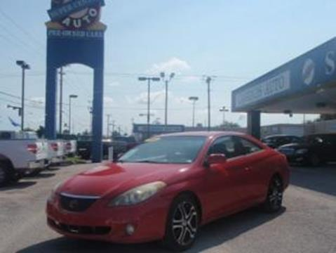 2004 Toyota Camry Solara for sale in Bethany, OK