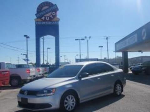 2013 Volkswagen Jetta for sale in Bethany, OK