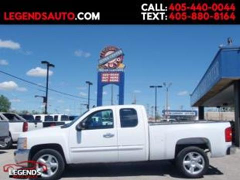 Used chevrolet trucks for sale in bethany ok for T and d motors bethany ok