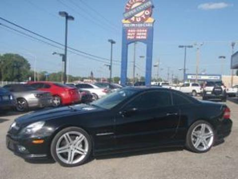 2009 Mercedes-Benz SL-Class for sale in Bethany, OK