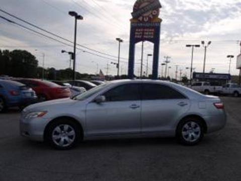 2007 Toyota Camry for sale in Bethany, OK