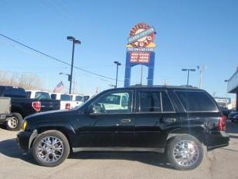 2008 Chevrolet TrailBlazer for sale in Bethany, OK