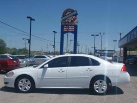 2011 Chevrolet Impala for sale in Bethany, OK