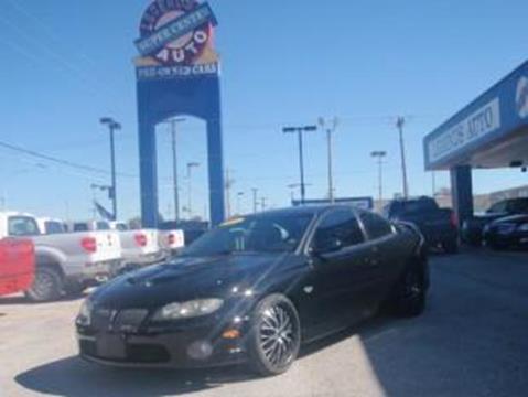 2006 Pontiac GTO for sale in Bethany, OK