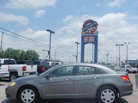 2012 Chrysler 200 for sale in Bethany, OK