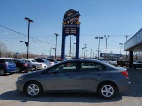 2012 Honda Civic For Sale In Oklahoma