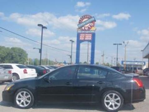 2008 Nissan Maxima for sale in Bethany, OK